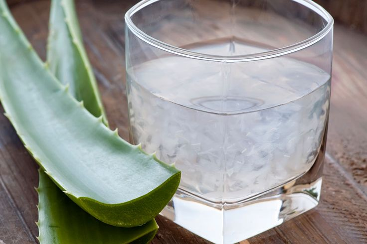 It's easy to harvest and freeze aloe vera gel. Use it on dry or burnt skin, or add it to food and drinks to soothe the digestive system.