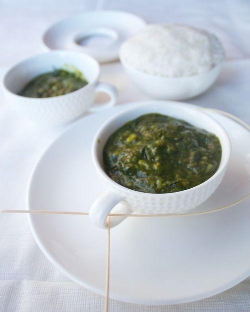 Manipuri food, Chagem Ooti