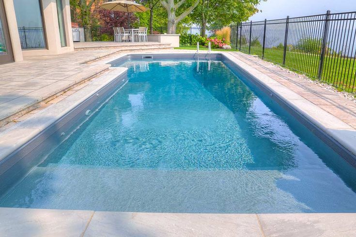 201 Best Inground Pools By Pioneer Family Pools Images On