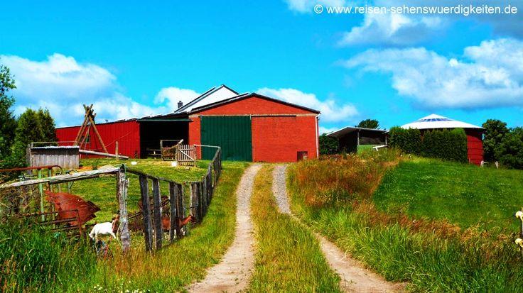 #Urlaub #Bauernhof in Schleswig Holstein - Holsteinische Schweiz