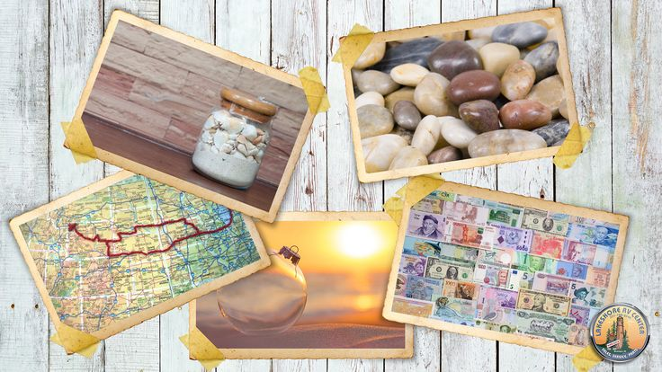 Go beyond the photo album and create a work of art that puts your adventures on display. Here are 5 ideas on how to show off your travels!