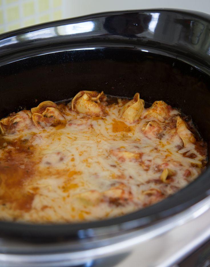 pasta i crock pot
