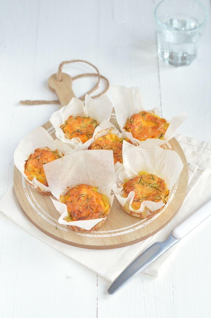 Zoete aardappeltaartjes (via Bloglovin.com )