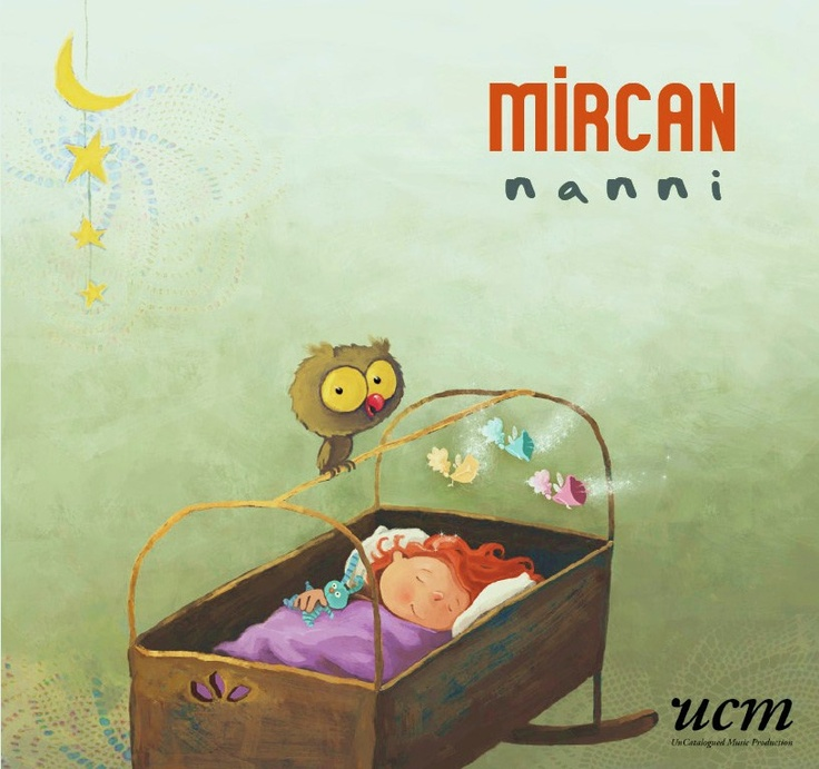 Mircan  Nanni  The First Lullaby Album in Laz-Mingrelian Language
