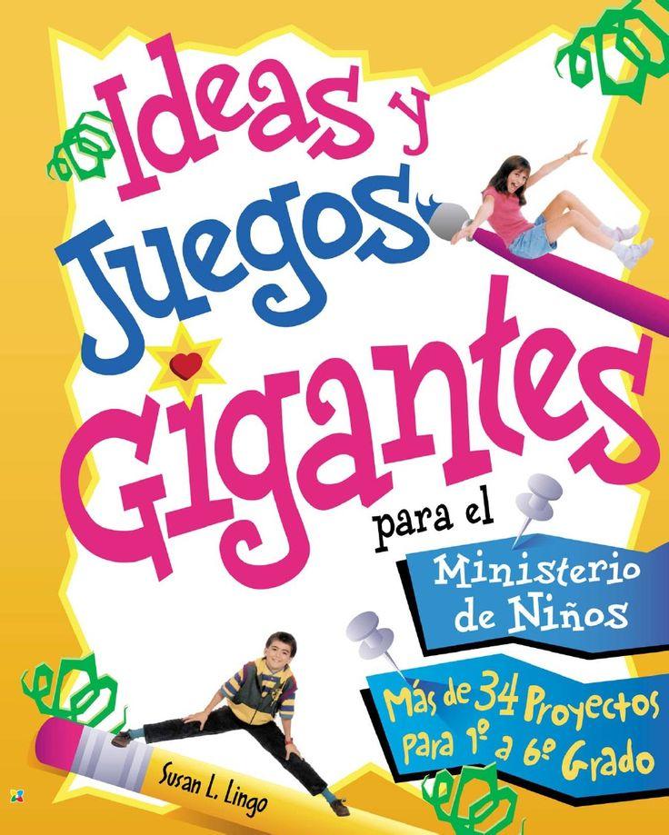 Expolibre - Vea el cuaderno completo: Ideas y Juegos Gigantes 6 a 12 años…