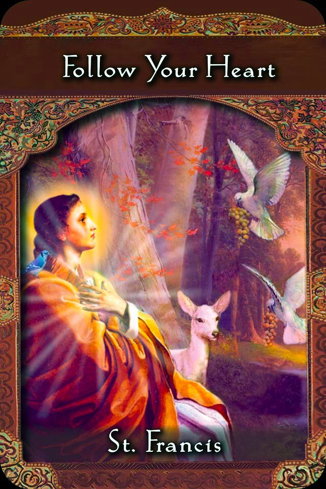 Ascended Masters Oracle Cards | Daily Angel Oracle Card, from the Ascended Masters Oracle Card deck ...