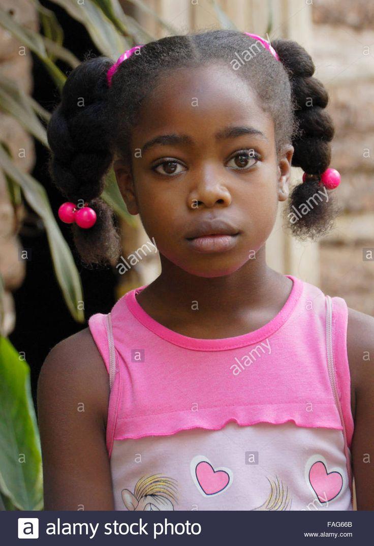 Tiny tit black girl