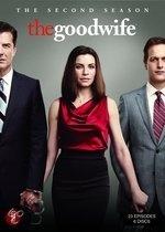 The Goodwife seizoen 2. Een fantastische serie. Als je wilt heb je hem morgen al in huis via bol.com
