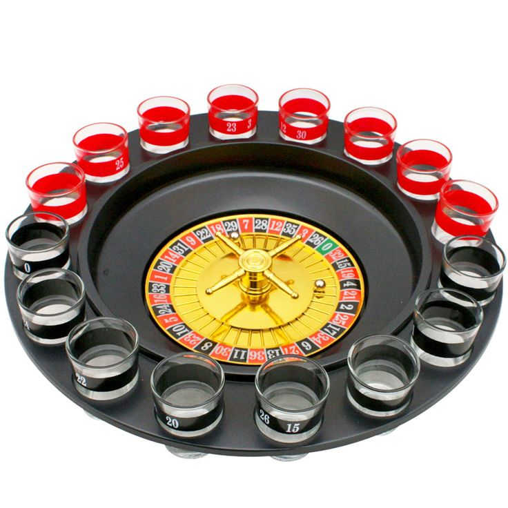 Drinking game 16 cups russian roulette christmas gifts