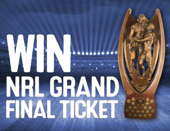 Win NRL Grand Final Tickets