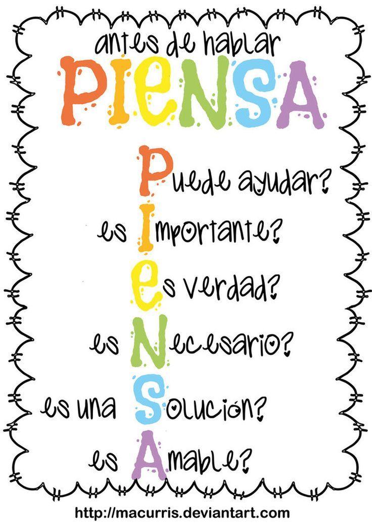 PIENSA