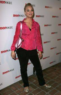 Kaley Cuoco's complete style transformation: From crop tops to dreamy princess gowns - AOL