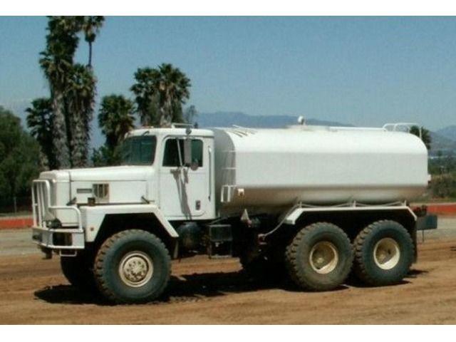 1993 International 5000i Water Truck For Sale Trucks For Sale Trucks New Trucks