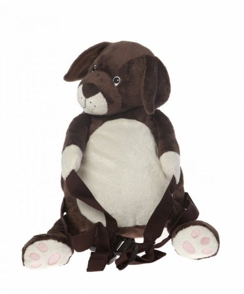 Bobo Buddies Toddler Backpack With Reins - Lupo The Puppy