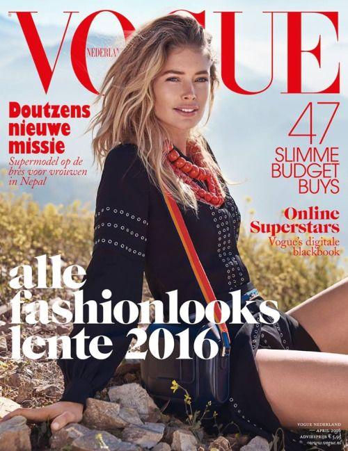 Vogue Netherlands April 2016
