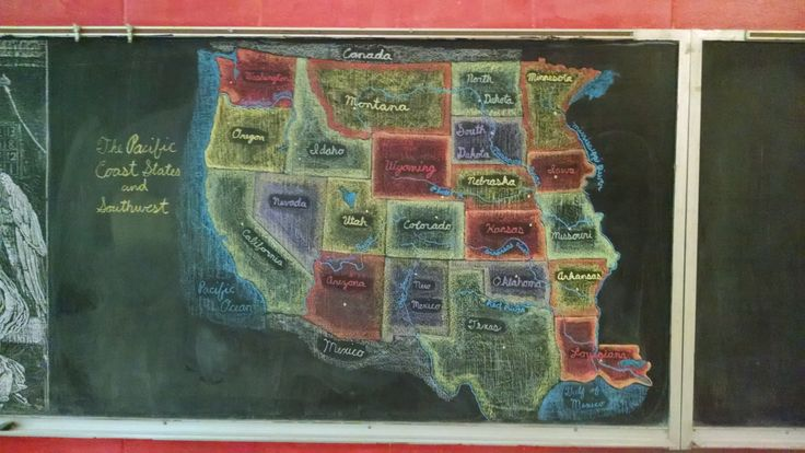 North American geography grade 5