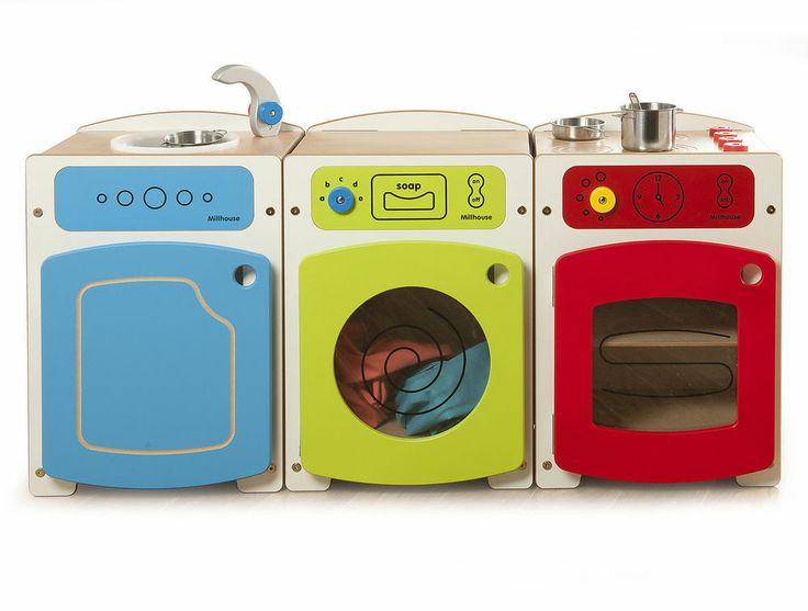 Blue Wooden Play Kitchen best 20+ toy kitchen set ideas on pinterest   baby kitchen set