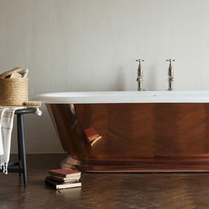 Copper furniture in the spotlight