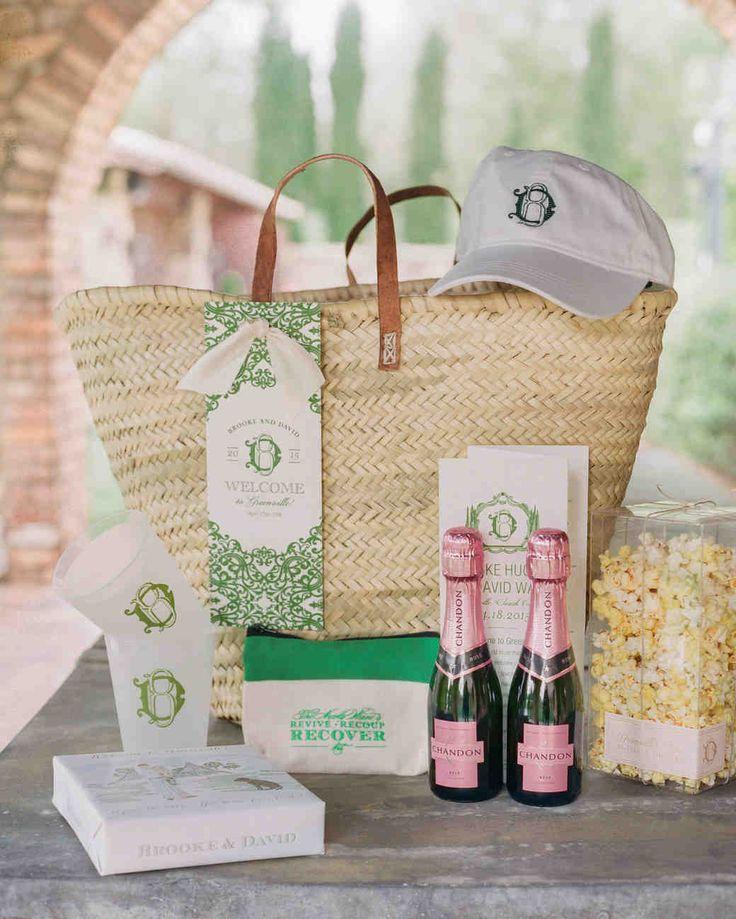 Welcome bag: Ideias criativas de presentes de boas-vindas para casamento no Casar.com, onde você encontra Inspirações e Dicas para seu Casamento feito por quem mais entende do assunto