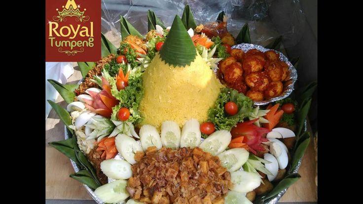 Nasi Tumpeng Kuning Pesanan Pak Dede di Moderniand , Tangerang | 0812876...