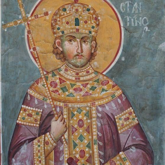 Constantine bei Panselinos