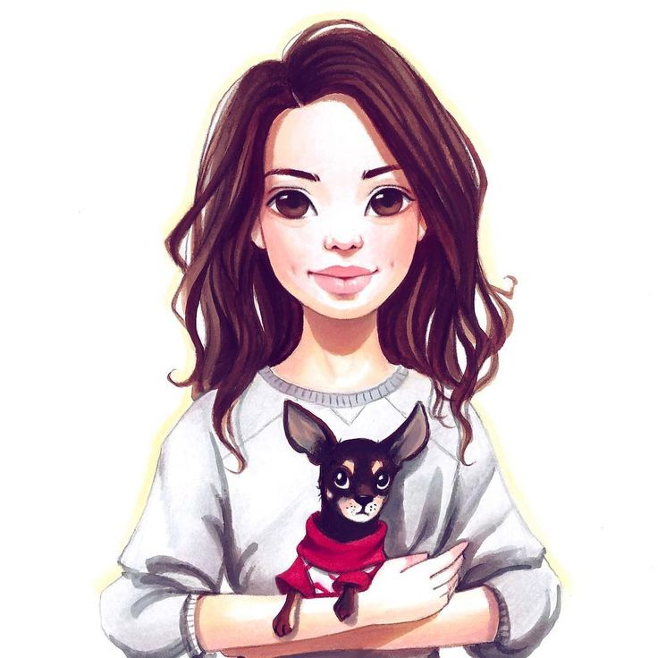 25 best ideas about cute girl drawing on pinterest cute for Cute drawing ideas for girls