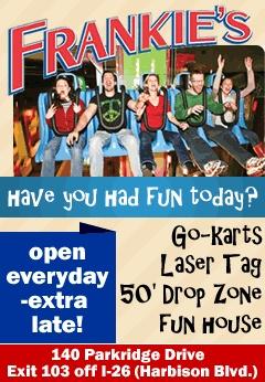 Frankie's Fun Park! :D