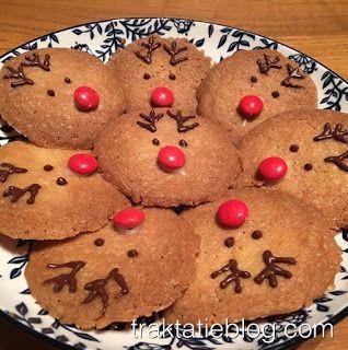 Deze foto van mijn nichtje kwam tijdens Kerstmis voorbij op Instagram.   Bak koekjes (ik zal nog even navragen wat voor koekjes dit zijn),...