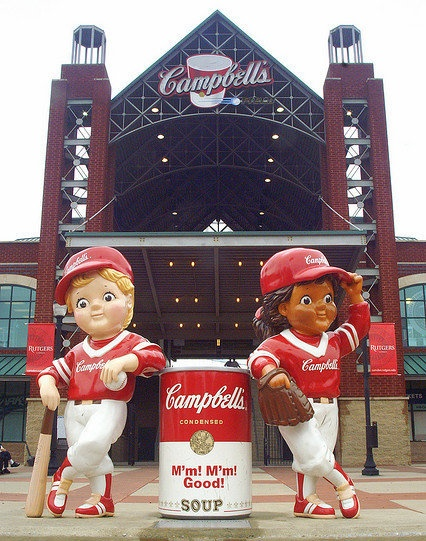 Campbell's Field ~ Camden, New Jersey | Moving to #NewJersey? Visit us at http://www.uber-movers.com