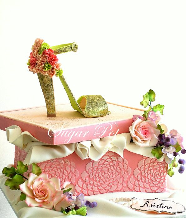 A mother's LOVE is the heart of a family…... - by Priya Maclure @ CakesDecor.com - cake decorating website