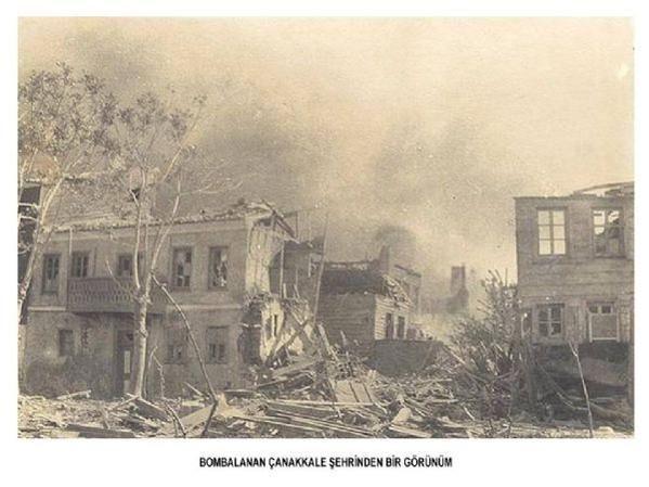 Hiç yayınlanmamış Çanakkale fotoğrafları