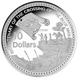 For the explorer dad in your life - celebrate the Bicentenary of the Crossing of the Blue Mountains with this beautiful $10 coin.   https://eshop.ramint.gov.au/2013-Blue-Mountains-Coin/210189.aspx