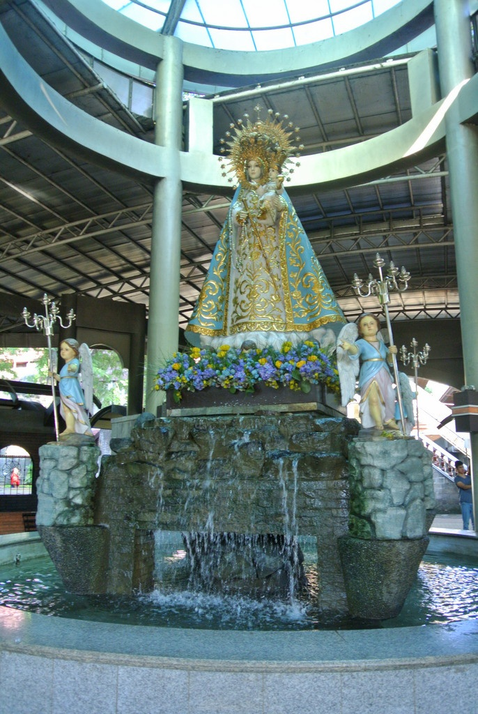 The Shrine of Our Lady of the Rosary of Manaoag