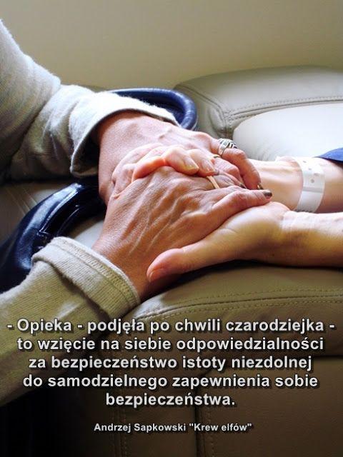 #opiekunmedyczny #opieka  Kryterium działania służb medycznych jest zawsze dobro pacjenta – dlatego człowiek nie może być postrzegany tylko poprzez pryzmat określonej jednostki chorobowej, ale jako osoba w pełnym tego słowa znaczeniu. Czyli – godna szacunku, mająca określone potrzeby oraz prawa.