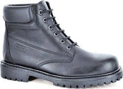 Boxer Shoes 03204 black leather