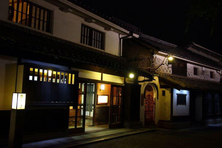 Kurashiki late-night (Japan)
