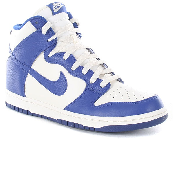low priced e8114 76515 Nike Dunk Hi 08 Shoes - Sailold Sail Royal  I love sneakers  Pinterest   Nike, Nike dunks and Nike shoes