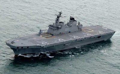 El 12 de julio de 2005, el RoKS Dokdo (LPH 6111), fue el primer buque de su clase, que se puso en marcha en el astillero de Hanjin Heavy Industries & Co. en Busan. Fue comisionado a la Marina de la República de Corea el 3 de julio de 2007. El primer aerodeslizador LSF 631 fue entregado en abril de Dokdo, 2007.