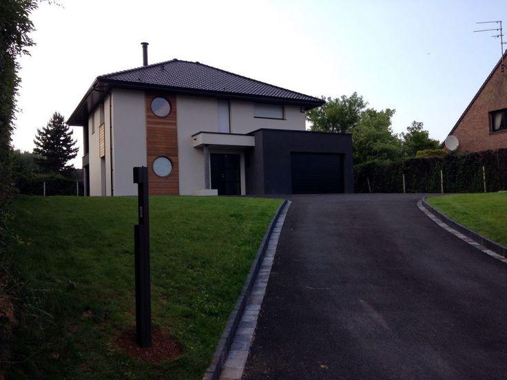 pilier de notre boite aux lettres RENZ - Notre R+1 Piraino par zo�ly59 sur ForumConstruire.com