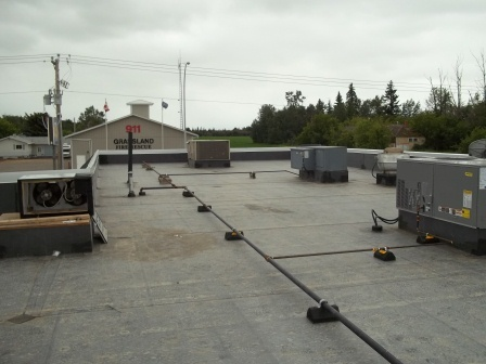 Commercial Roofing - Flat Roofing, EPDM Roofing | GENERAL ROOFING SYSTEMS CANADA (GRS)