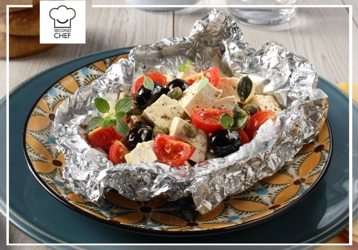 Vuoi preparare un piatto sano e nutriente? Ecco la #ricetta che fa per te: cartoccio di tofu con pomodorini, capperi e basilico. Scoprila su http://rebrand.ly/cartoccioditofu  #incucinaconsecondchef #lericettedisecondchef #iltuomenù #ricette #food #eat #cucina