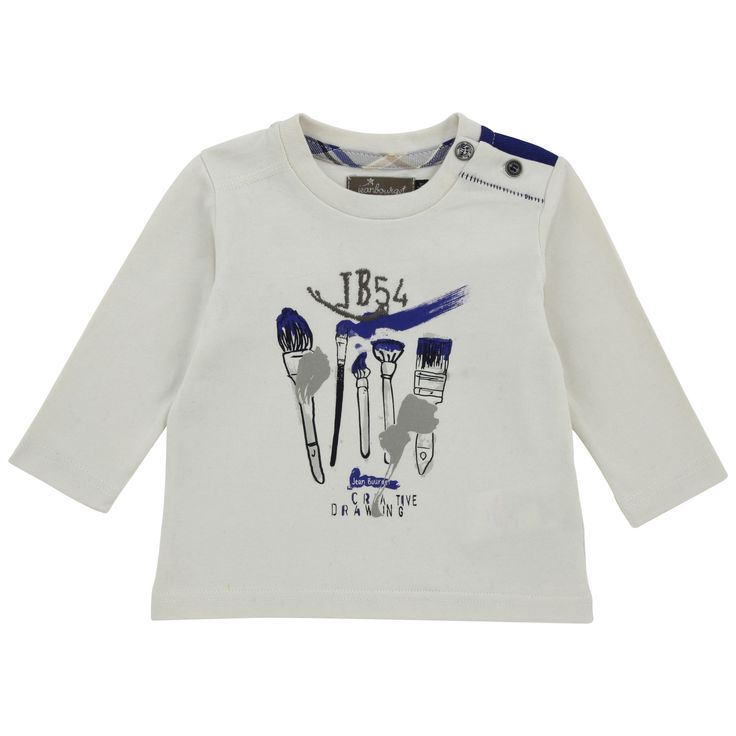 Jean Bourget Tiny Boy T shirt (Casual)