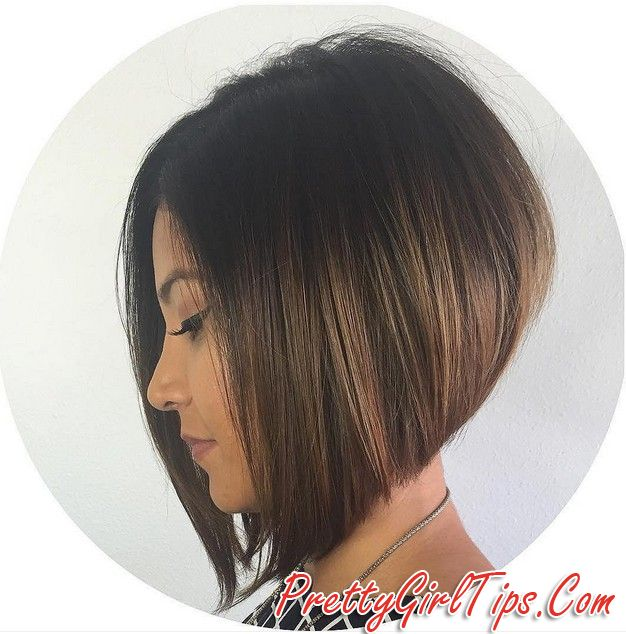 Magnificent 1000 Ideas About Graduated Bob Haircuts On Pinterest Short Hairstyle Inspiration Daily Dogsangcom