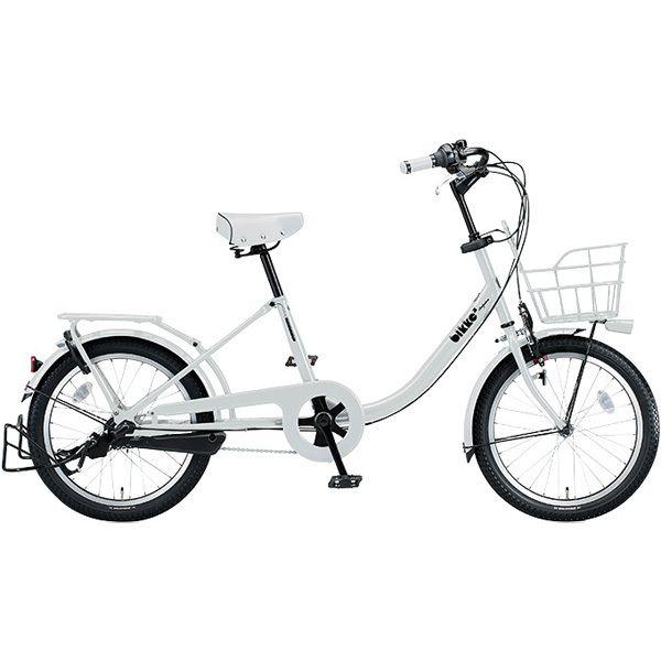 【お店で受取り選択可】 2015 bikke2-b(ビッケツーb) 点灯虫 内装3段変速 [BK03T5] 20インチ 3人乗り対応 子供乗せ自転車