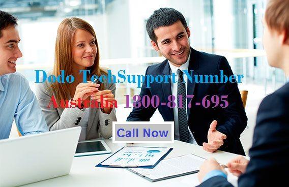 Australia based Dodo Support Number 1800-817-695