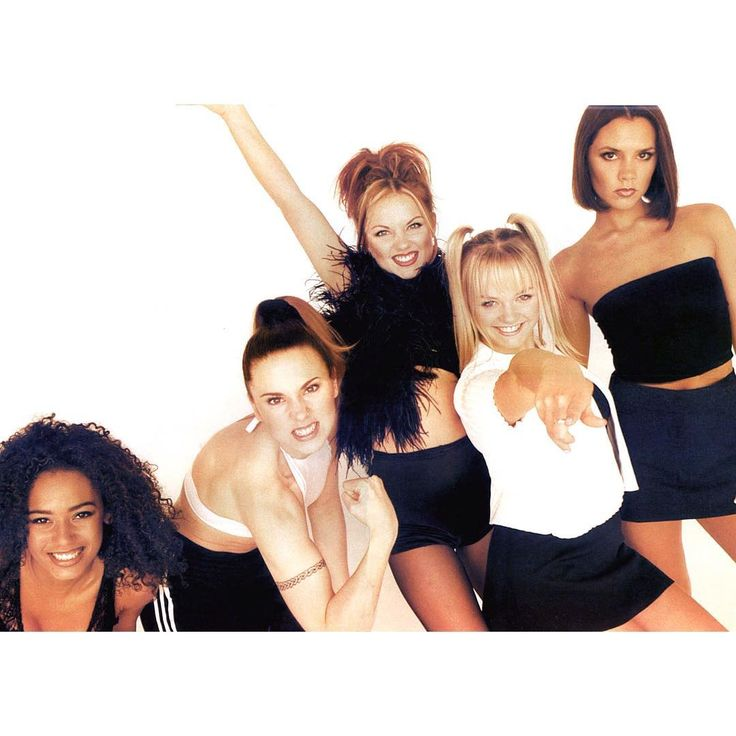 Girl Power! Spice Girls photographed for the Spice album in Tokyo on May 21st, 1996! #spicegirls #spice #girlpower #music #album #photoshoot #Scary #Sporty #Ginger #Baby #Posh #MelB #MelanieC #GeriHalliwell #EmmaBunton #VictoriaBeckham #Tokyo #Japan #Asia #90s