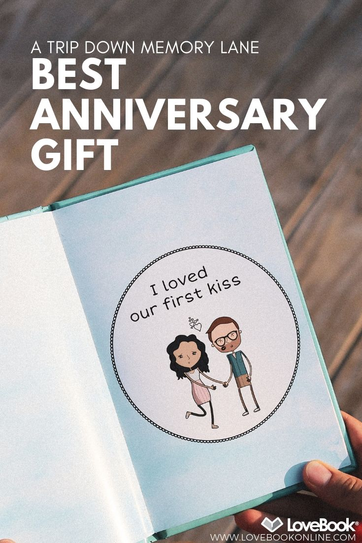 """Why I Love You"" Anniversary Gift Books"
