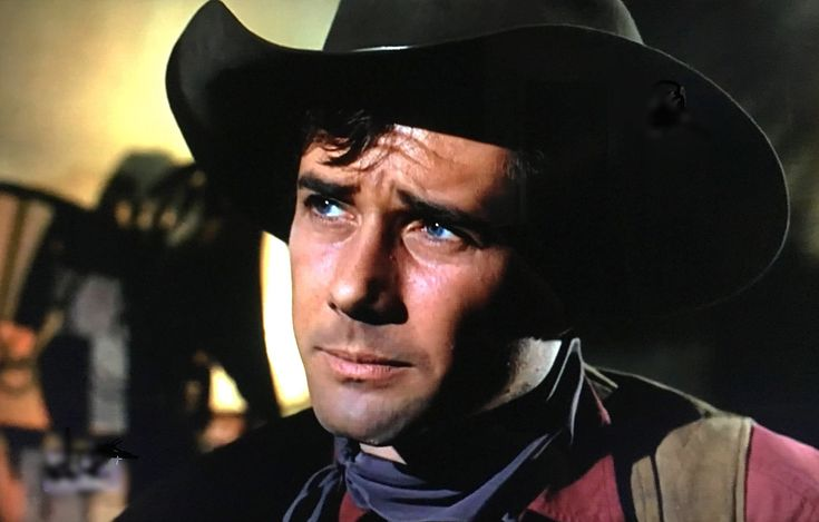 "https://flic.kr/p/TWkifs | Robert Fuller in ""Wagon Train."" 