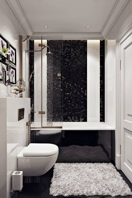 21 best Badezimmer images on Pinterest Bathroom, Half bathrooms - putz im badezimmer