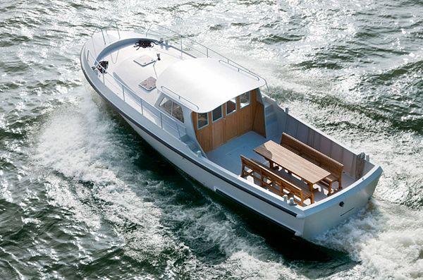 Firmship 42 yacht